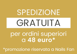 spedizione gratuita ordini superiori 48 euro nails studio shop